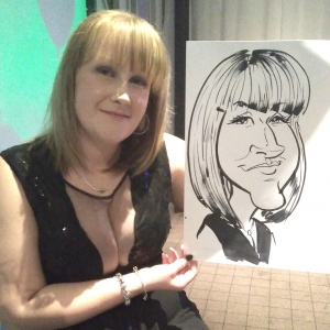 TheArtyOne Caricatures parties
