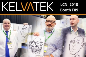 Caricaturist for exhibitions stands