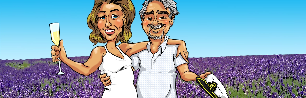 Caricature commissions for gifts