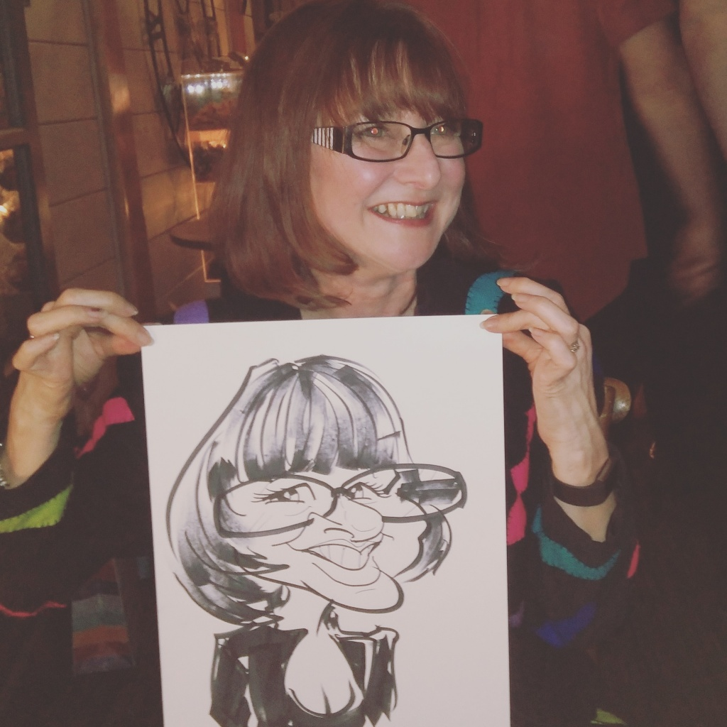 TheArtyOne Caricatures Birthday Party Entertainment